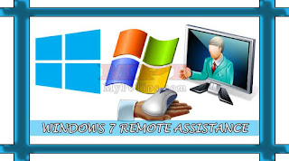 Windows 7 Remote Assistance Setting