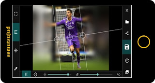 Cara membuat foto menjadi seperti miniatur dengan efek tilt Cara membuat foto menjadi seperti miniatur dengan efek tilt-shift di android
