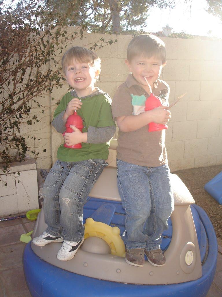 my four boys  me february wrap up