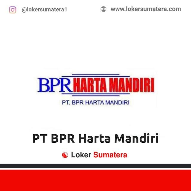 Lowongan Kerja Pekanbaru, PT BPR Harta Mandiri (Bank Harta Mandiri) Agustus 2021