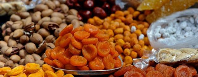 أسعار ياميش رمضان لعام 2017-1438هـ