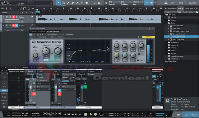 Presonus Studio One Pro Full Version