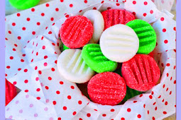 Easy Holiday Peppermint Patties