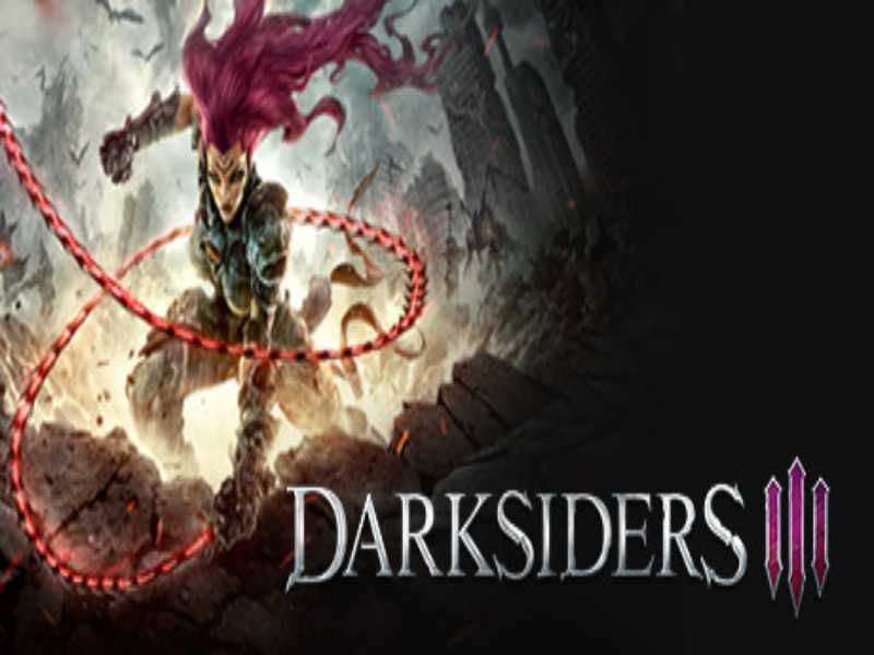 Darksiders III Game Free Download For PC Laptop Setup