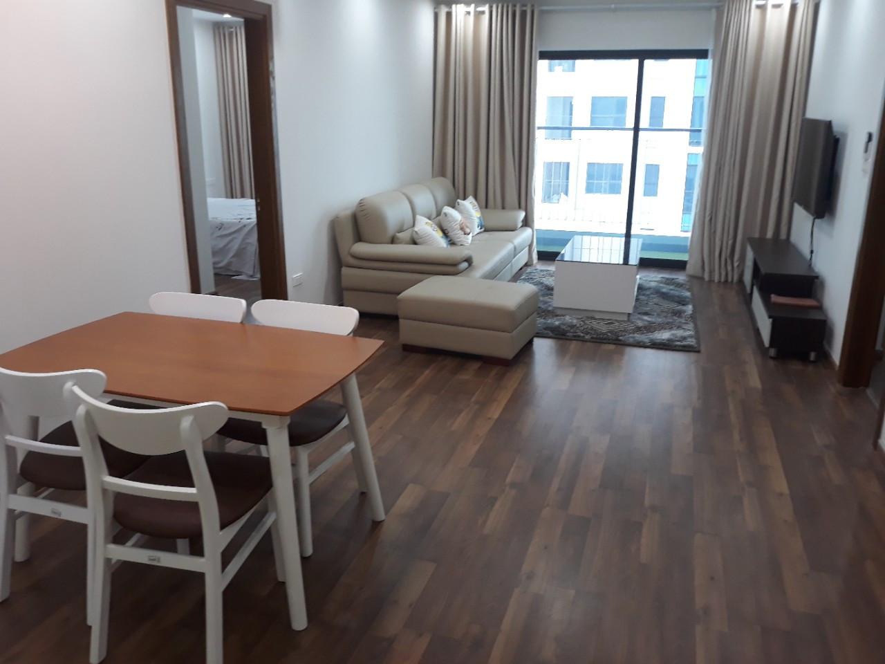 Cho thuê chung cư CT4 Vimeco Nguyễn Chánh
