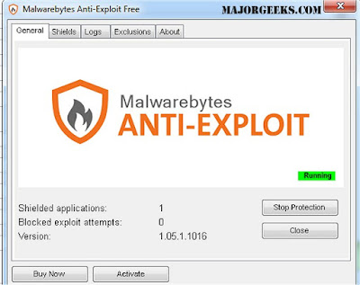 Malwarebytes Anti-Exploit 1.11.1.40, Full + Crack por MEGA