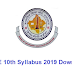 RBSE Class 10 Syllabus 2019 Rajasthan Board X Syllabus Download PDF