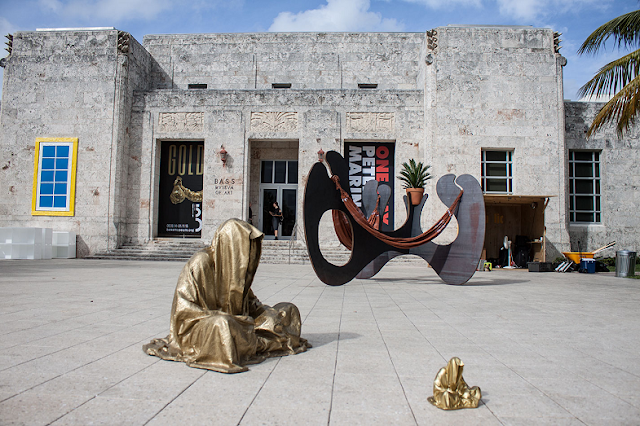 Passeio pelos museus de Miami