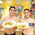 สีฟ้าชวนแฟนคลับร่วม ตะลุยชิมความอร่อย  ตามรอยสีฟ้า ไปกับ 20 เมนูพิเศษแห่งปี