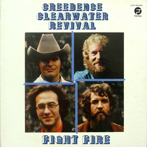 songs by creedence clearwater revival