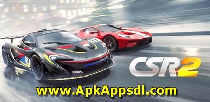 Download CSR Racing 2 MOD Apk v1.9.2 Full DATA Unlimited Money No Root 2017