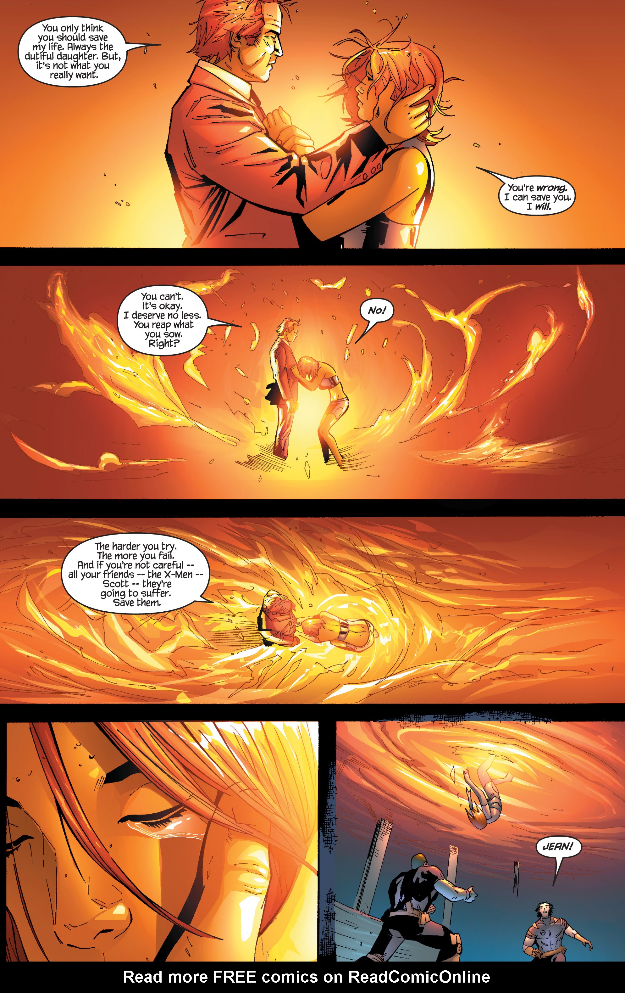 Read online Ultimate X-Men comic -  Issue #96 - 22