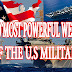 10 Most Powerful Weapons of America