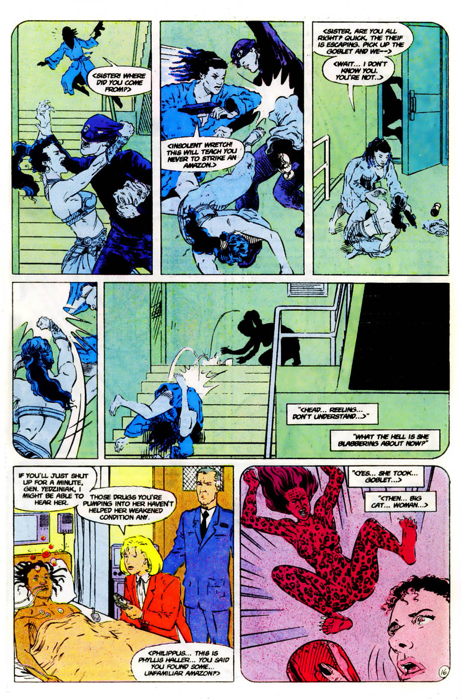 Read online Wonder Woman (1987) comic -  Issue #61 - 18