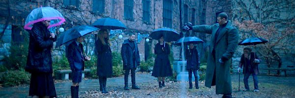 Controle Remoto: The Umbrella Academy