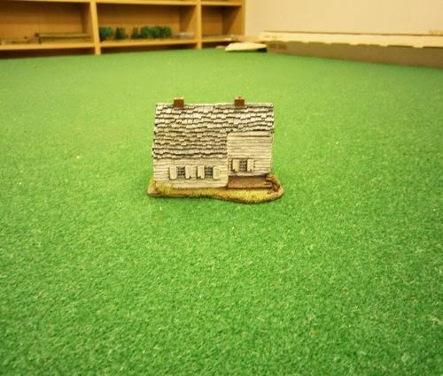 BD208 Clapboard House