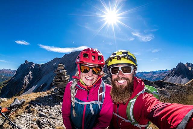 Biken mit Freeride Inc. Austria