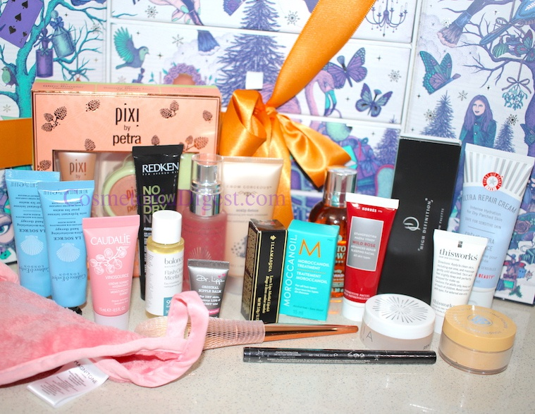 Here's the unboxing, contents, and review of the LookFantastic Beauty Advent Calendar 2017.