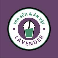 thiết kế logo trà sữa lavender đồng nai bình dương