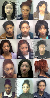 Latisha Jefferson Mugshots