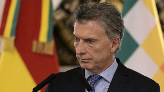 El riesgo país argentino, en su mayor nivel de la etapa de Macri