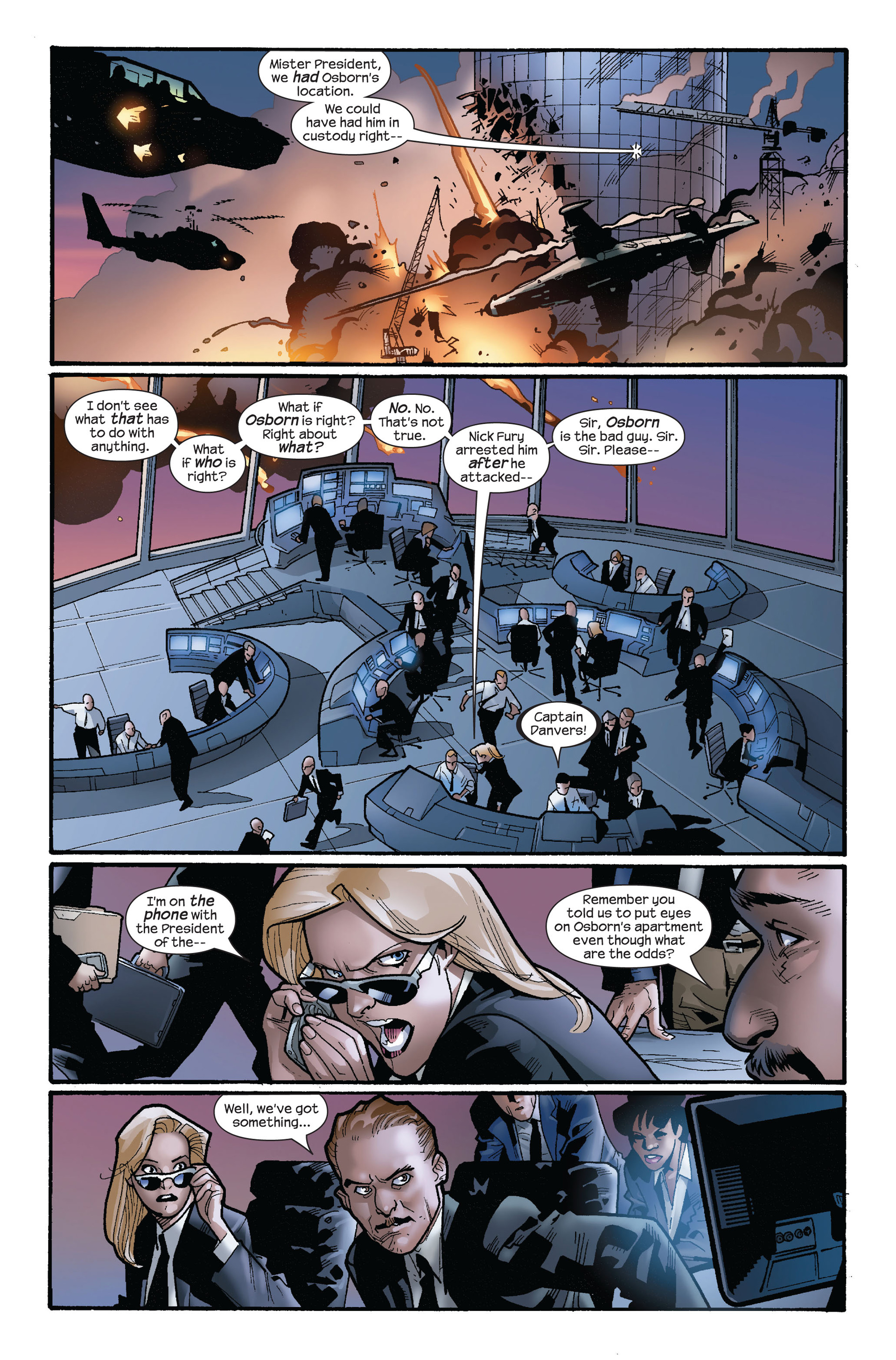 Read online Ultimate Spider-Man (2000) comic -  Issue #114 - 13