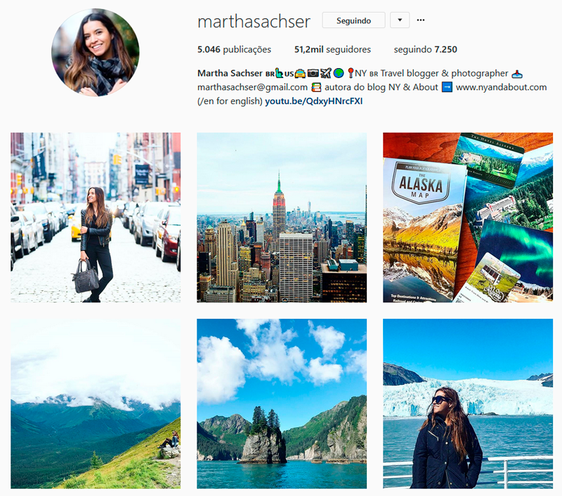 Top 10 Instagrammers Travel Bloggers para seguir marthasachser Martha Sachser Indicações Dicas Instagram Pictures Photos Viajante Travelblogger Stephanie Vasques Viagens Não é Berlim blog naoeberlim