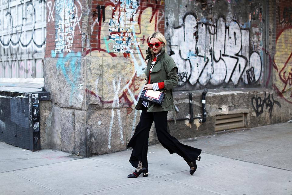 Modny trend* Spodnie z falbanami. Jak go oswoić?