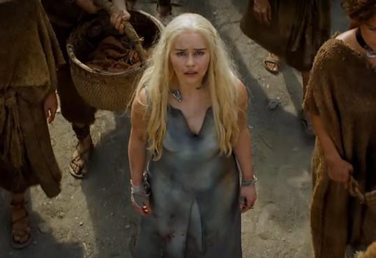 got s6 daenerys khaleesi images