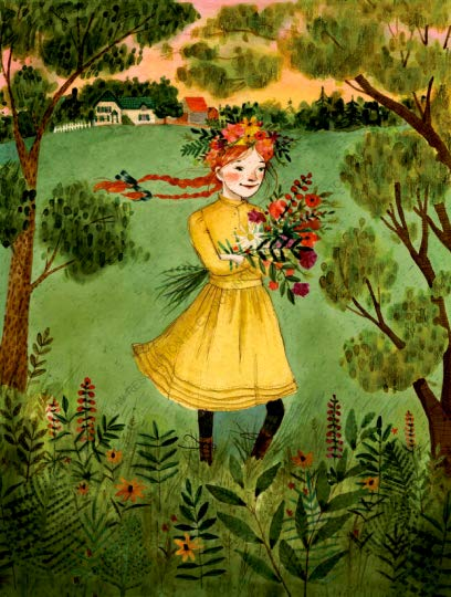 Anne Shirley in Anne Arrives