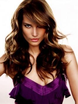 Diamantes e Chocolate  Cortes de cabelo! Seguir a Moda ou O tipo de ... 885d79bfcb
