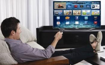 التليفزيون الذكي