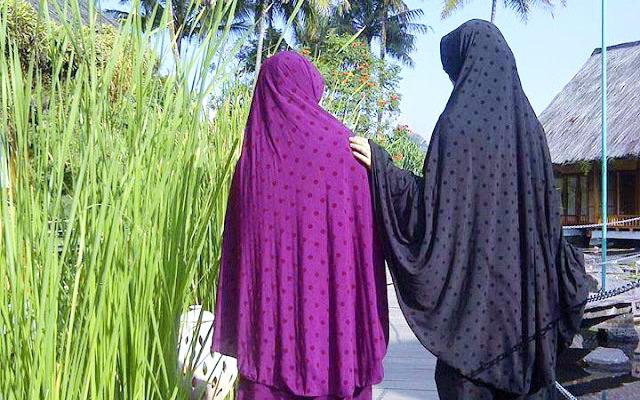 Wanita Sholehah Kedudukannya Lebih Tinggi Dari Bidadari Surga