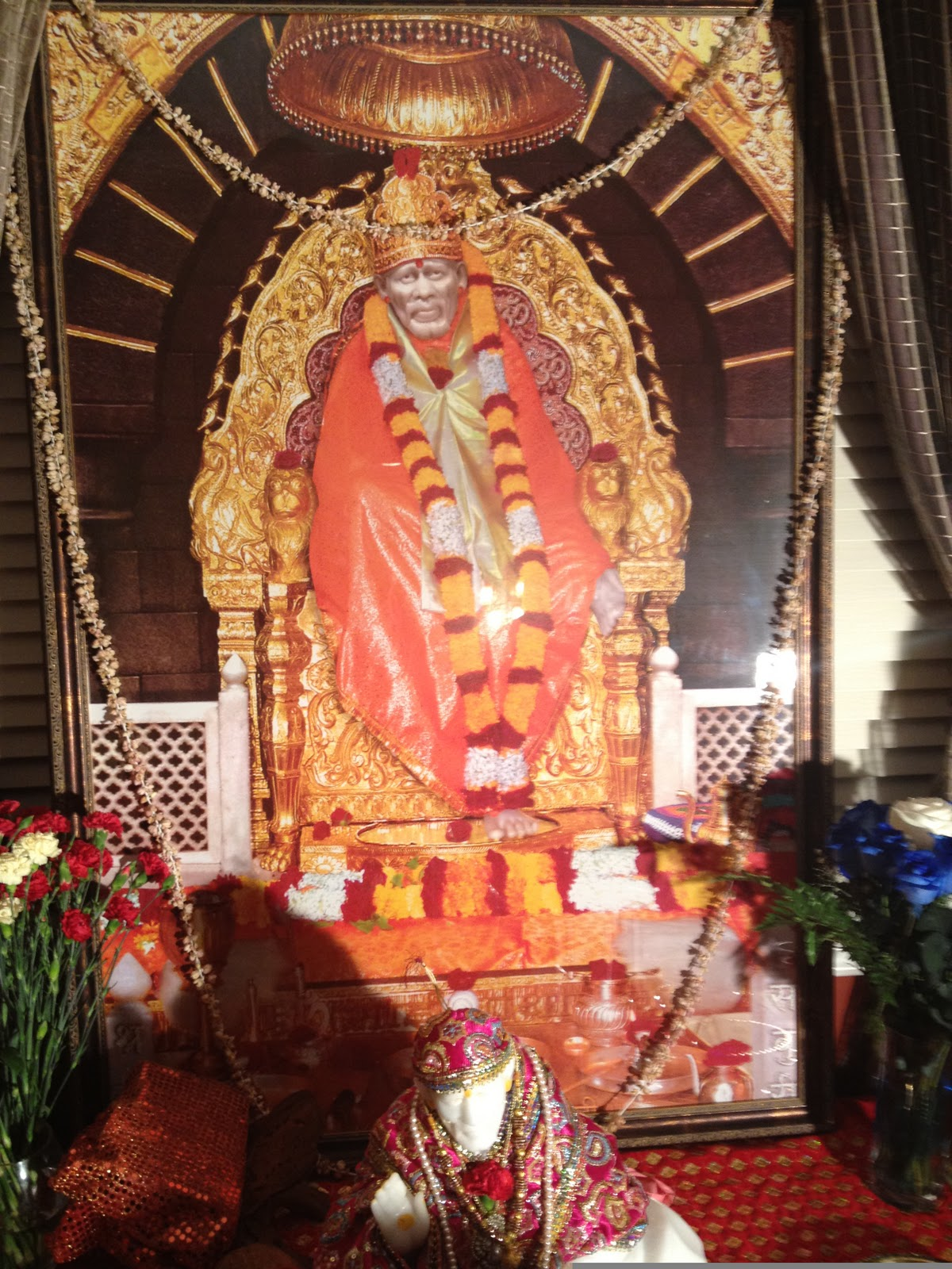 Real Presence of Shirdi Sai Baba in Brampton (Canada ...