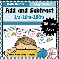 Add and Subtract by 1s 10s 100s