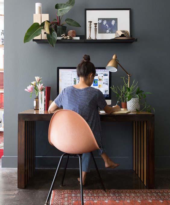 15 Desain Ruang Kerja Keren Minimalis Dirumah