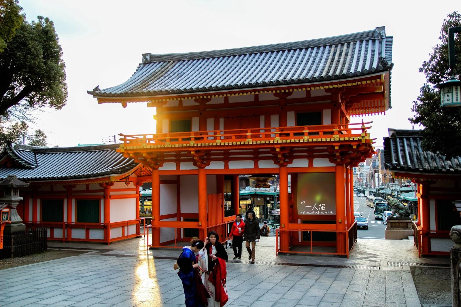 2014.晚冬.日本.關西.京都,宇治,奈良 | 一人旅 – U Blog 博客