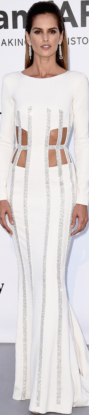 Izabel Goulart 2016 amfAR Gala Cannes