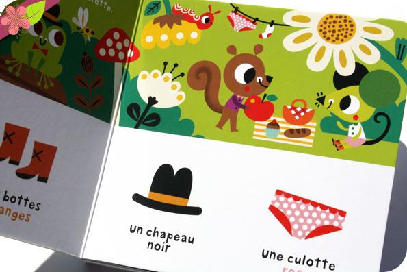 Mes comptines imagiers : Une souris verte de Aurélie Desfour et Tiago Americo - Deux coqs d'or