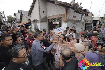"""Agus Yudhoyono Menyinggung Hasil Kerja Nyata Ahok Selama Menjadi Gubernur DKI 1 """"Kalau Asal Gusur, Tidak Usah Menjadi Cagub"""