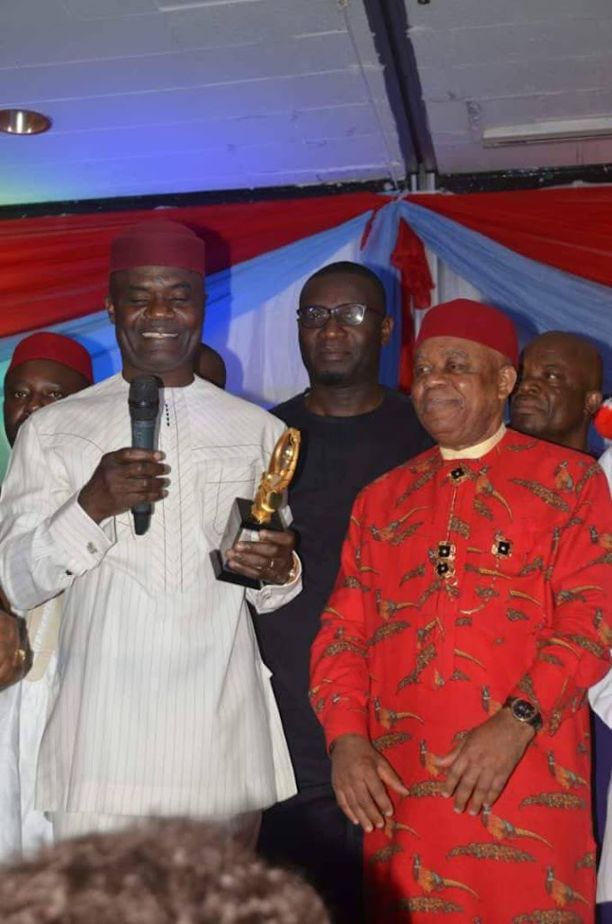 GOOD GOVERNANCE AND THE ENDLESS ACCOLADES ON IKPEAZU