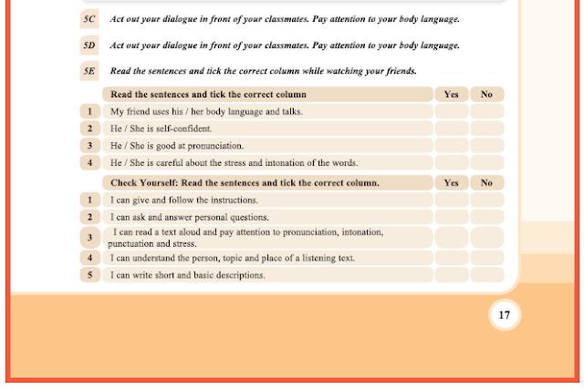 9. Sınıf Yıldırım Yayınları İngilizce A1.2 Ders Kitabı 17. Sayfa Cevapları Theme 1 People and Society