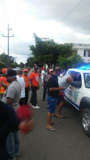 Explota bomba casera dejando tres heridos en Bonao