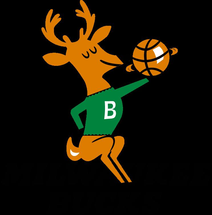 Milwaukee Bucks: Milwaukee Bucks Logos
