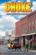 CHOKE, first Imogene Duckworthy mystery