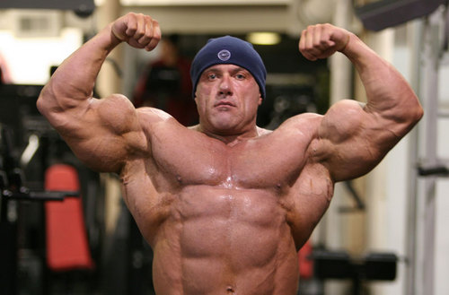 Program To Get Arms Fast