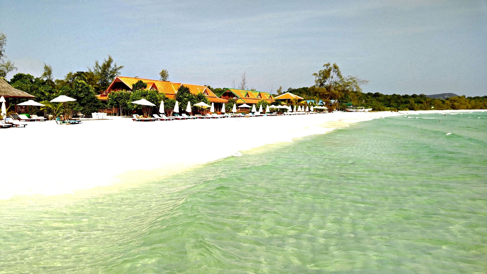 Best Beaches In Cambodia, Family Beach Holiday In Cambodia, Image result for  Sok San Beach