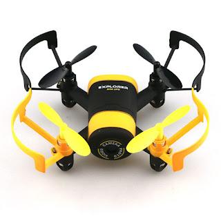 Daftar Drone Murah Untuk Balapan Micro Drone