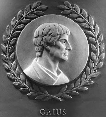 Gayo y el Derecho romano