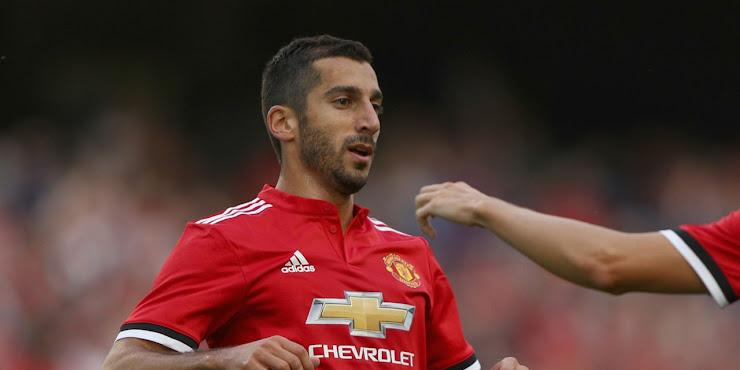 Sebut Manchester United Akan Terpuruk Tanpa Pogba, Ini Kata Mkhitaryan